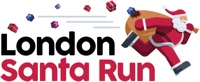 Santa Run London Logo